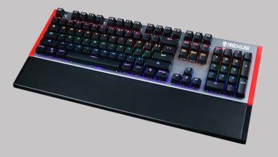 Photo of Keyboard Review :  Rexus Legionare MX7