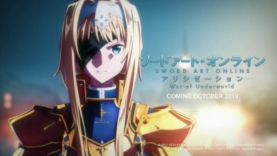 Photo of Nonton Anime rasa main game ! Sword Art Online Alicization Lycoris