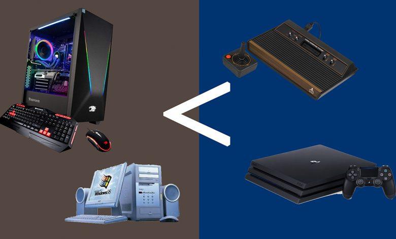 Photo of Inilah Alasan Kamu Mending Pilih Konsol Dibanding PC – Gaming Opini
