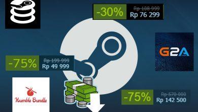 Photo of Tips Beli Game Steam Dengan Harga Paling Murah